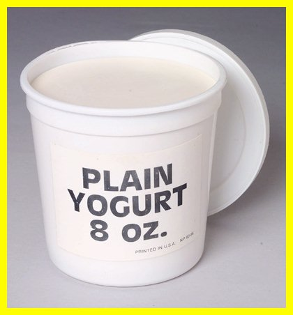 Soft Plain Yogurt = Sexual Abuse Diagnostic Tool?  NOT!!!